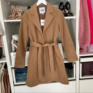 Camel Coat by BB Dakota